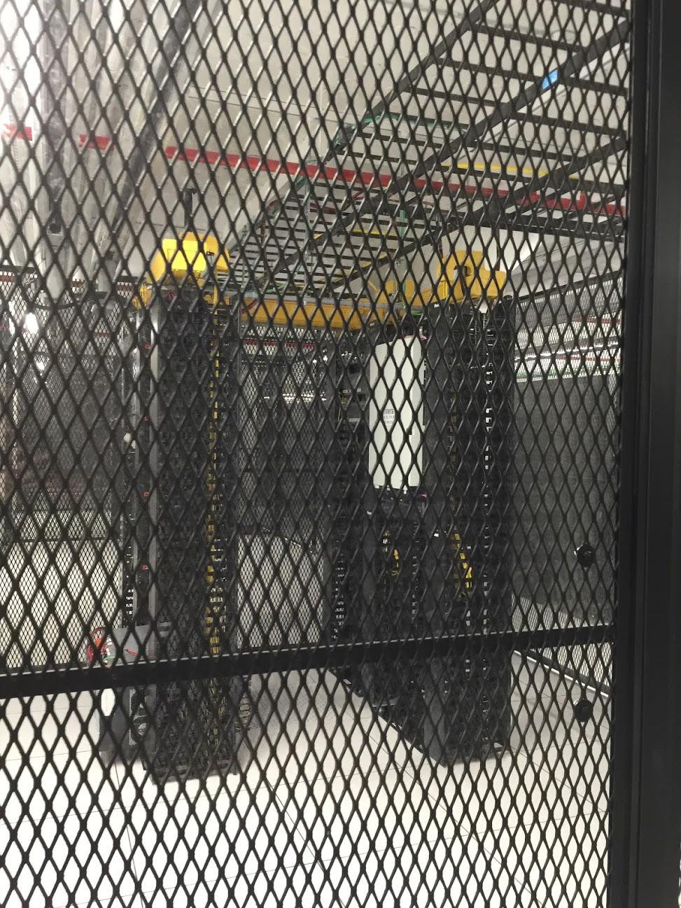 Possible Telia Cage